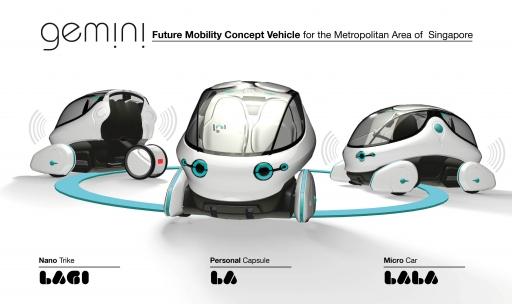 gemini vehicle configurations la lagi lala