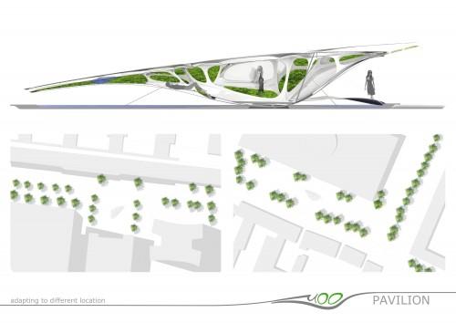 moos pavilion 05 site plan