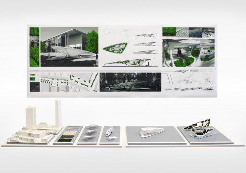 moos pavilion models and plans
