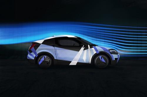 tarnung exterieur aerodynamik