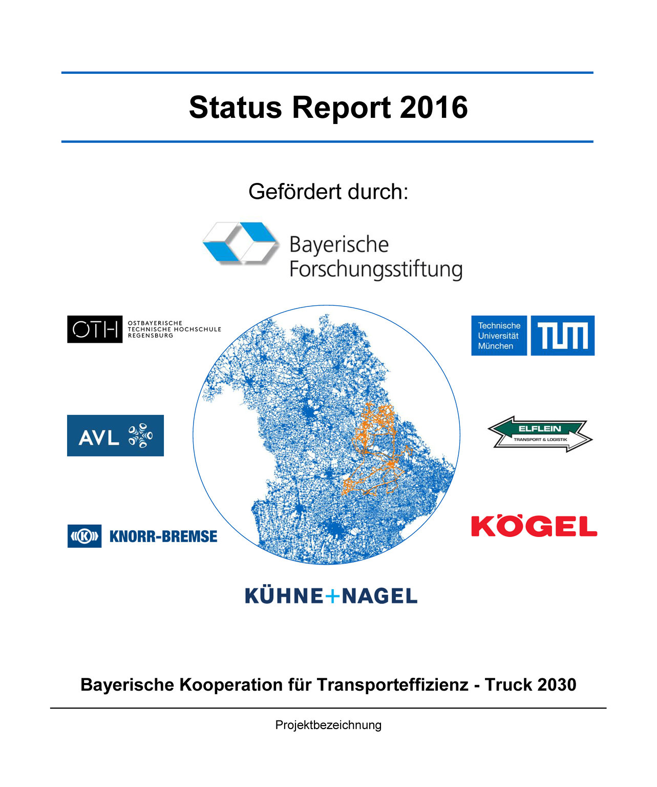 Truck 2030 Statusreport 2016