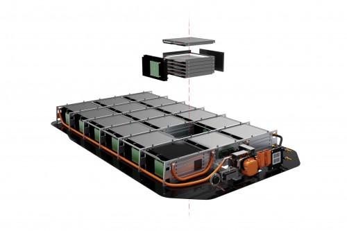 EVA battery