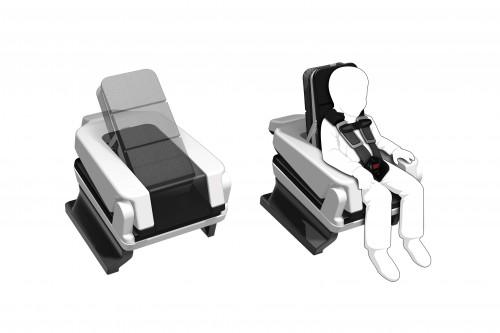 EVA child seat