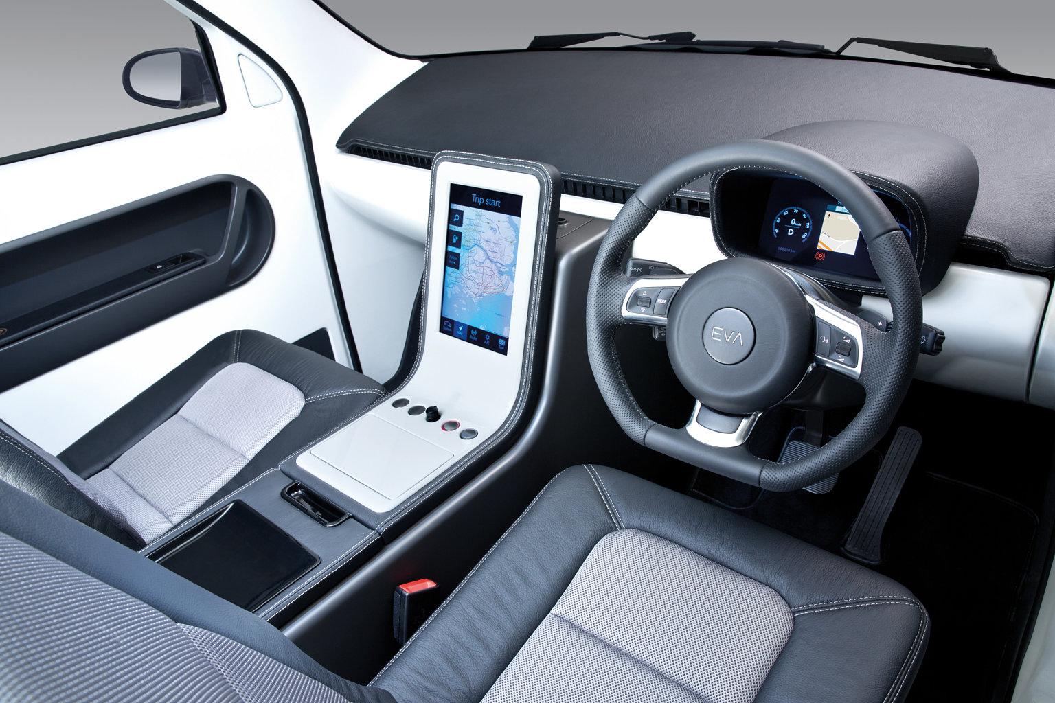 EVA studio interior driver