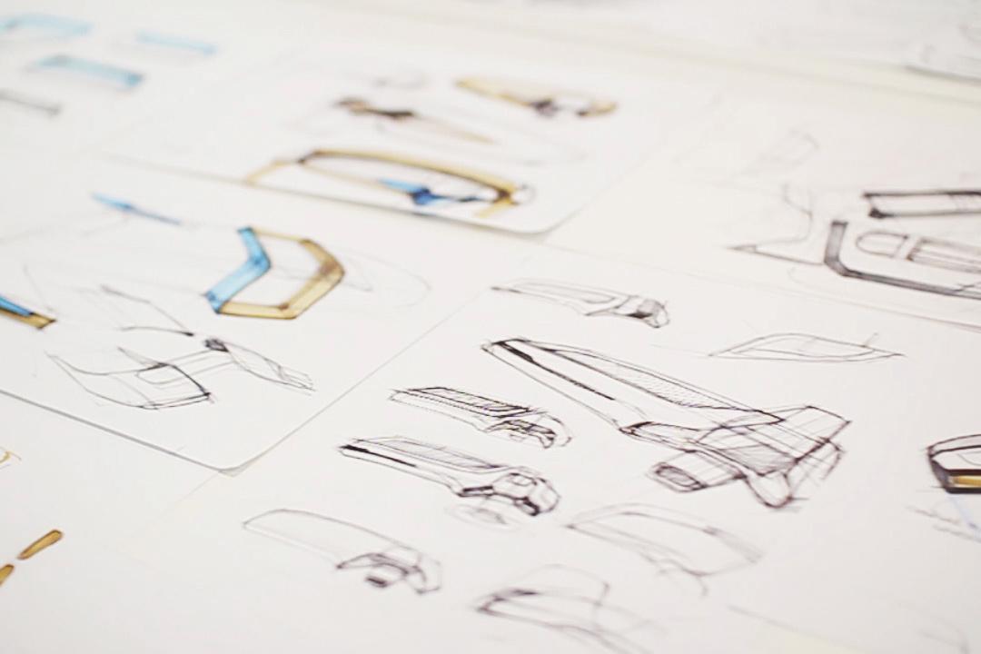 EVA sketching