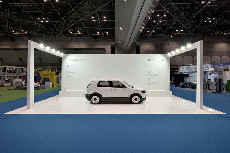 EVA Tokyo Motor Show front