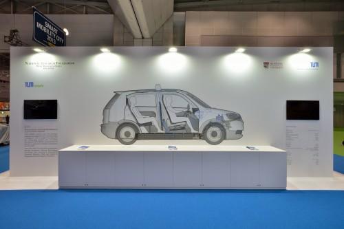 EVA Tokyo Motor Show back