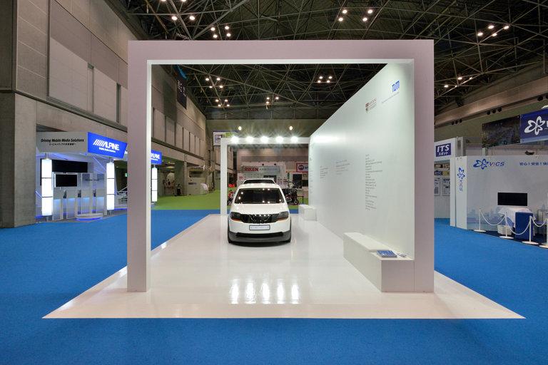 EVA Tokyo Motor Show right