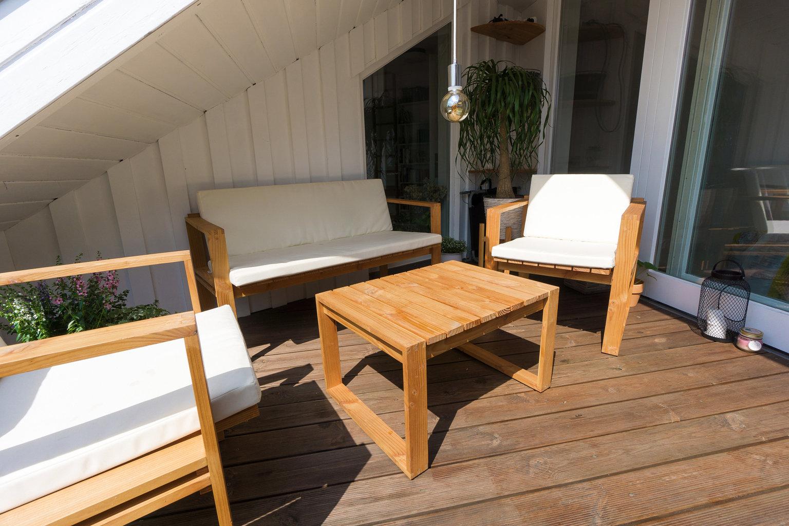 Lounge Set Szene 1