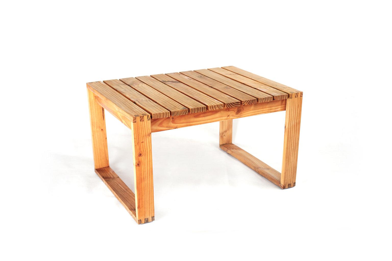 Lounge Set Tisch