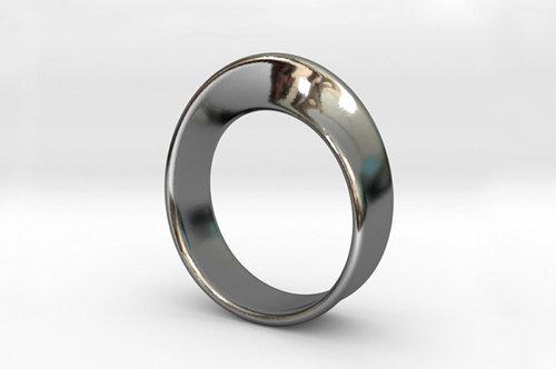 Moebius Ring Shapeways