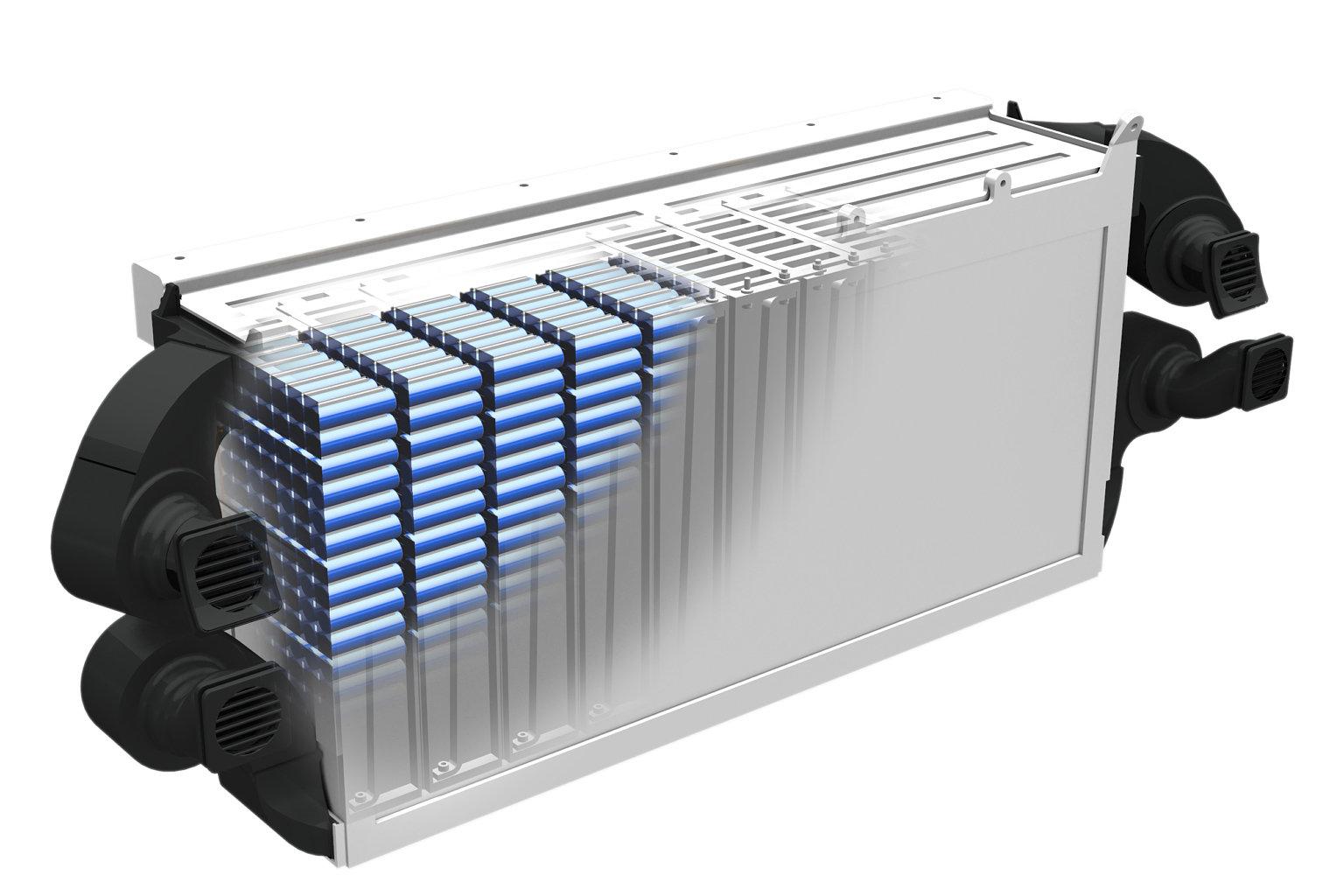 MUTE Batterie