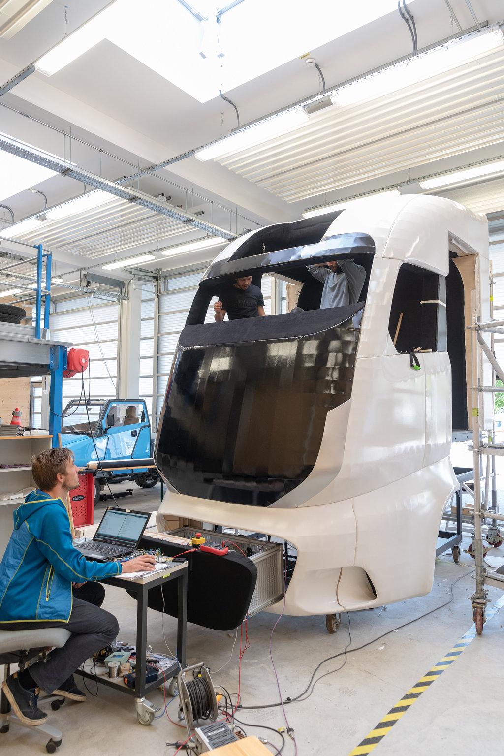 Truck 2030 Aufbau 12