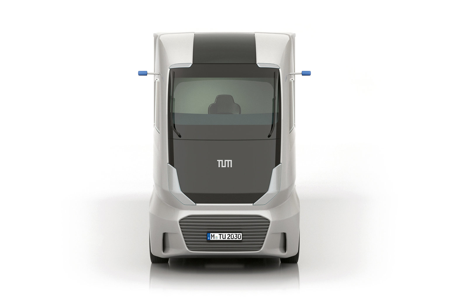 Truck 2030 front