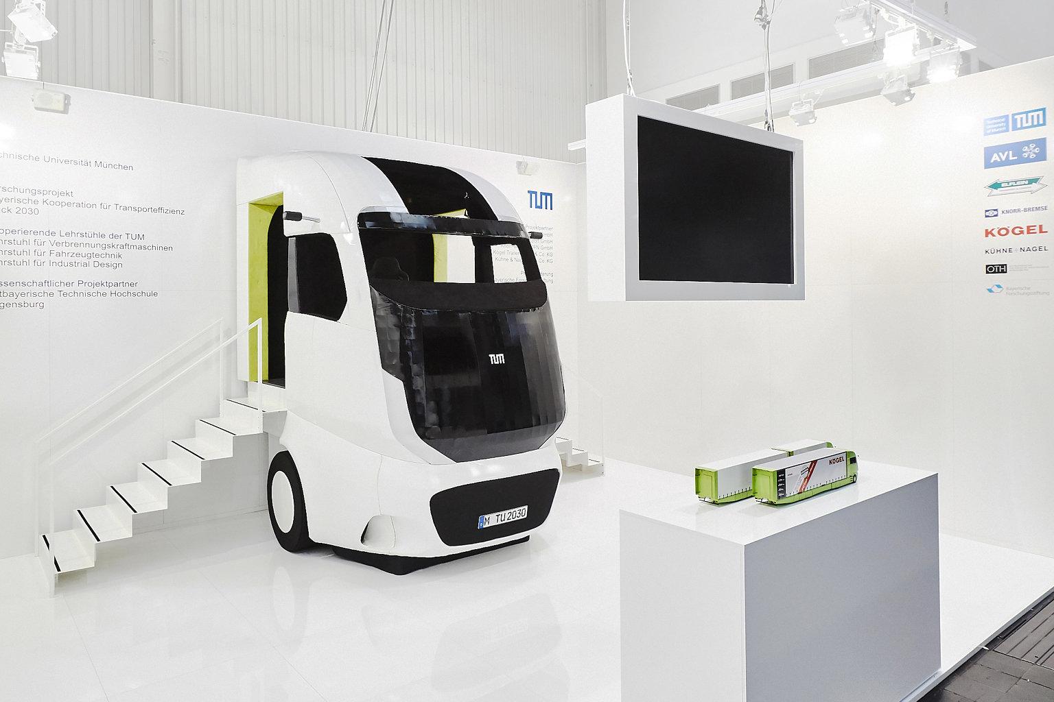 Truck 2030 IAA 2018 - 01