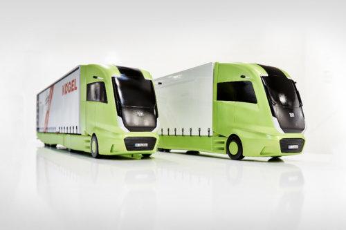 Truck 2030 IAA 2018