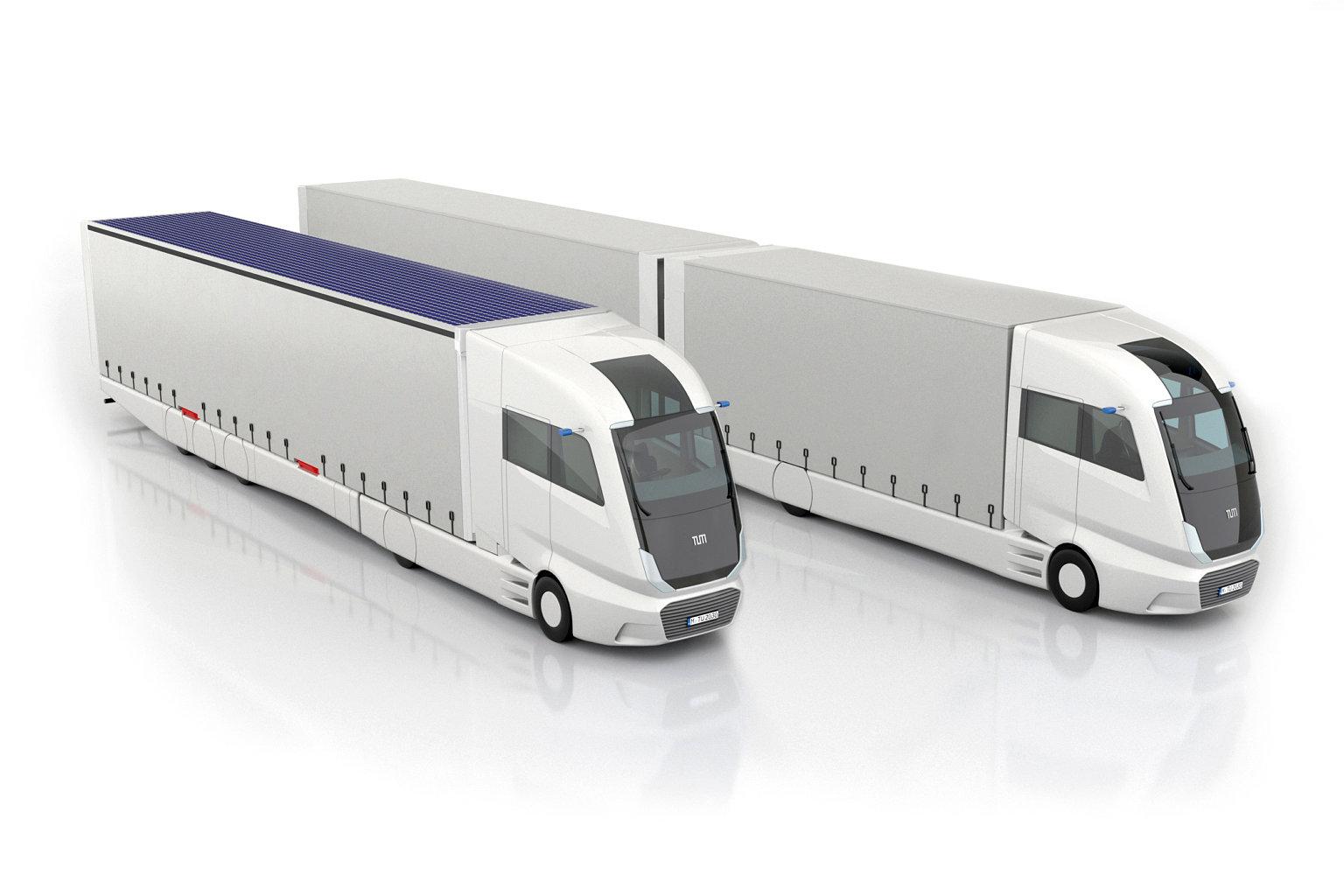 Truck 2030 Konzept