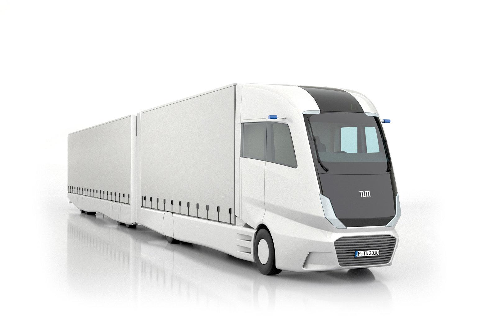 Truck 2030 perspektive