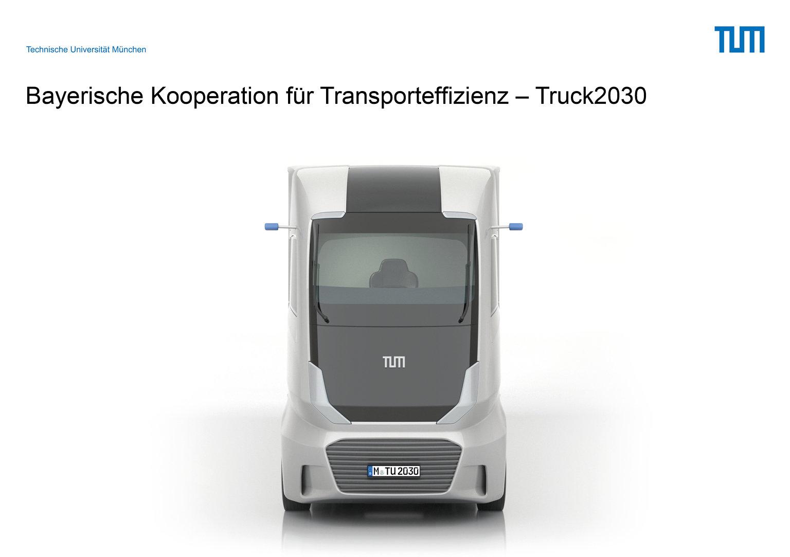 Truck 2030 Broschüre